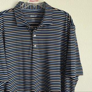 Johnnie O Stretch Golf Stretch Polo Shirt
